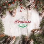 クリスマスディナー&ライヴのお知らせ