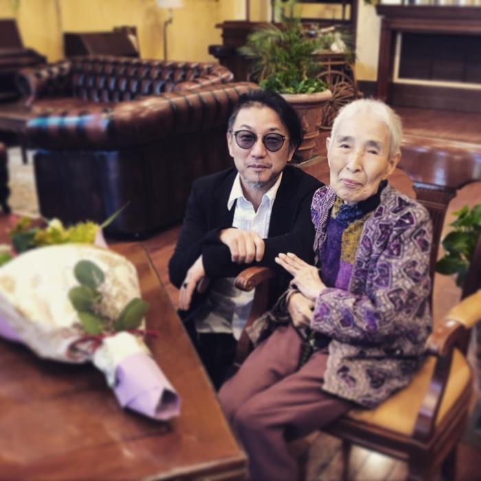 オットさんとおばあちゃん