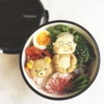 今日から冷麺始めました。
