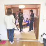 広島テレビの「テレビ派」の取材